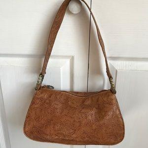 🆕 Nine West-Filigree Embossed Shoulder Bag